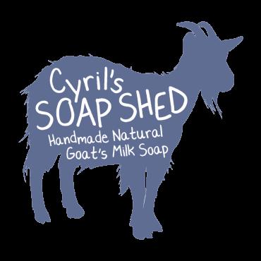 Cyrils soap shed Handmade Goat's milk soap