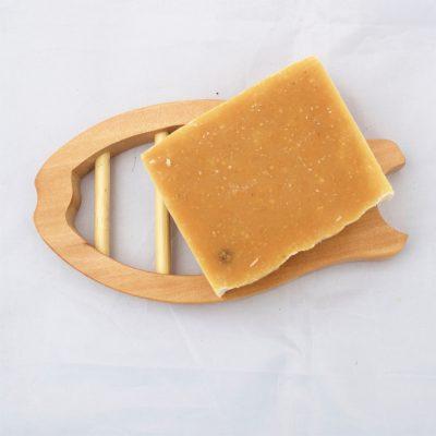Lemongrass & Chamomile Goats Milk Soap by Cyril's Soap Shed