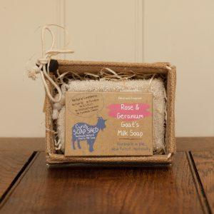 Goats Milk Small Gift Box