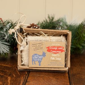 Goats Milk Small Gift Box