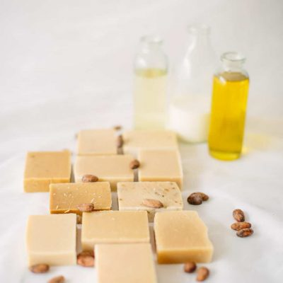 Odds and Suds MIXED Goats Milk Soap