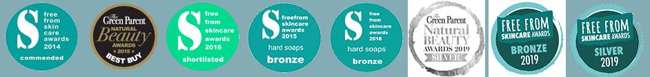 Award winning Soaps