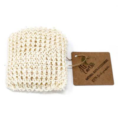 Sisal Sponge Extra Exfoliating Cushion